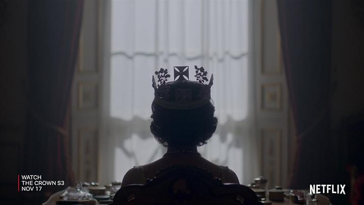 The Crown Trailer Poster Image