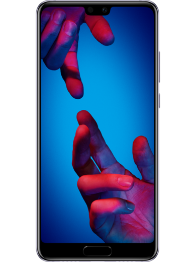 Huawei P20 Dual-SIM 128GB twilight
